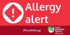 FSA Allergy Alert