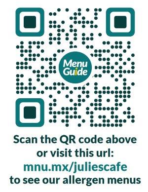 Menu Guide QR Code
